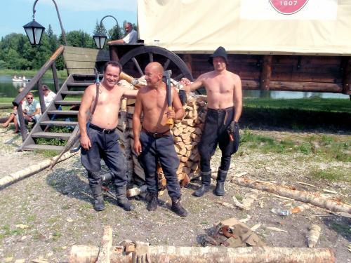 MM-pikamotin teko Jänedassa Viro 2010
